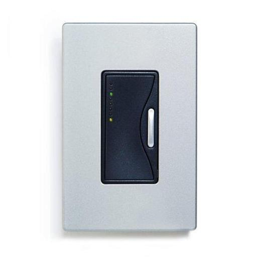 Cooper Wiring 9534sg Aspire Smart Master Dimmer With Preset, Silver Granite
