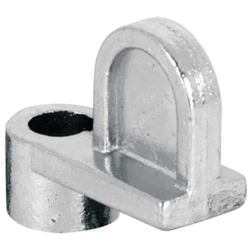 Prime Line Products 4382164 Window Screen Clip, Die Cast, Clear Zinc Plated Pack Of 36