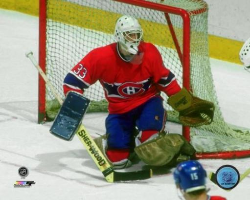 Patrick Roy 1986 Stanley Cup Finals Action Photo Print ODULLLKRWZXK2DQH