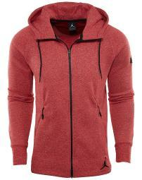 Jordan Icon Fleece Full-zip Hoodie Mens Style : 809470