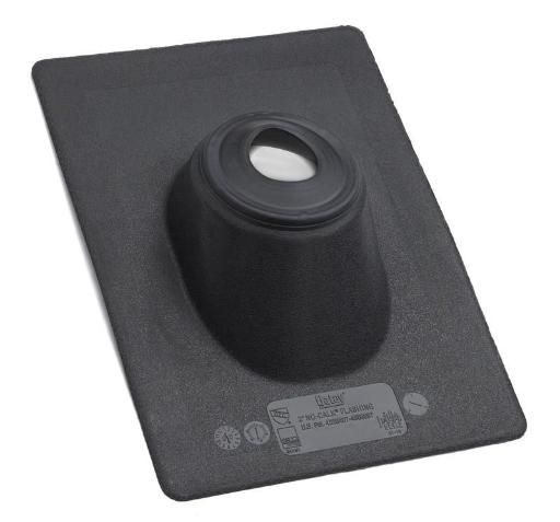 Oatey 11937 All-flash Thermoplastic Roof Flashing, 1.5
