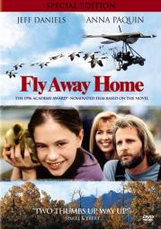 Fly away home-special edition (dvd/ws 1.85 anamorphic/dd 5.1/dss/en) D06046D