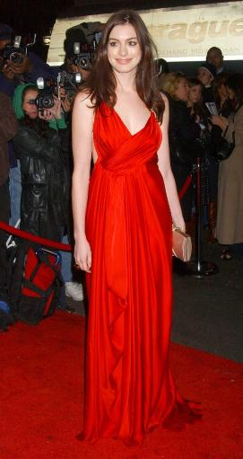 Anne Hathaway At Arrivals For Marchesa 2Nd Anniversary Party, Bergdorf Goodman Department Store, New York, Ny, October 25, 2006. Photo By Kristin.