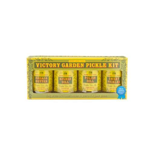 Pepper Creek Farms 80B 4 Pieces Pickle Kit - Pack of 6
