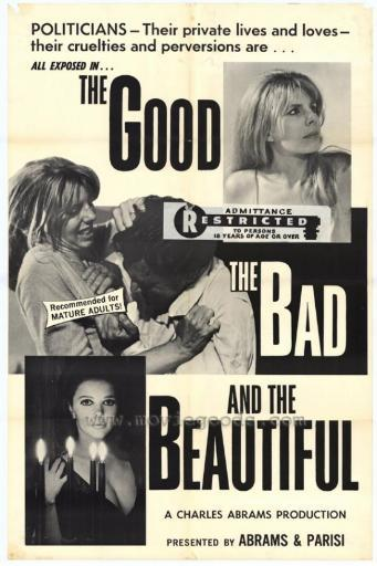 The Good, the Bad, and the Beautiful Movie Poster (11 x 17)