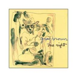 Brown greg one night compact discs