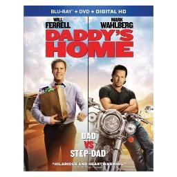 Daddys home (blu ray/dvd combo w/digital hd) BR59176417