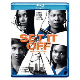 Set it off (blu-ray/deluxe edition/ws-2.35) BRN094240