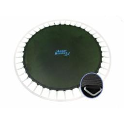 Upper Bounce UBMAT-12-84-6.5 Upper Bounce 12 ft. Trampoline Jumping Mat fits for 12 FT. Round Frames with 84 V-Rings for 6.5 in. Springs - springs not