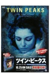 Twin Peaks Fire Walk with Me Movie Poster (11 x 17) MOV254773