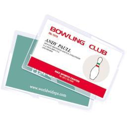 Royal sovereign international rf05busc0100 100pk biz card size laminating
