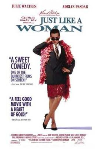 Just Like a Woman Movie Poster (11 x 17) S3DE6WE9D0GGMSDS