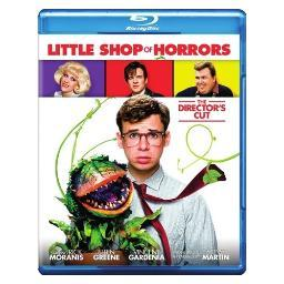 Little shop of horrors (blu-ray/directors cut + theatrical) BR694736