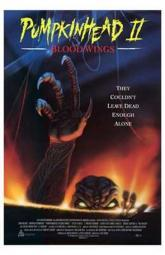 Pumpkinhead 2 Blood Wings Movie Poster (11 x 17) MOV204661