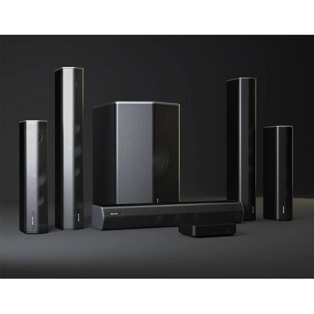 Enclave  EA1000THXUS CineHome Pro 5.1 Wireless Home Theater