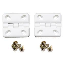 Cooler shield replacement  hinge for coleman coolers 2pk