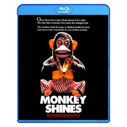 Monkey shines (blu ray) (ws/eng) BRSF15381