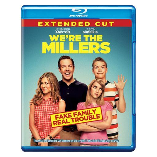 Were the millers (blu-ray/dvd combo/uv/2 disc/ff-16x9) 1489403