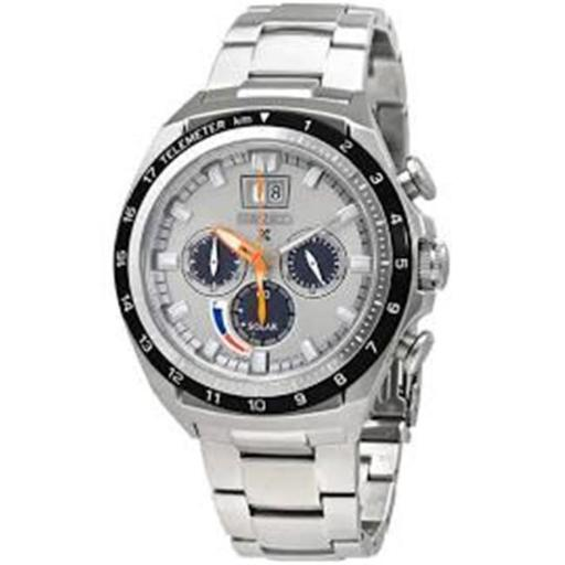 Seiko SSC599 Mens Prospex Solar Power Reserve Stainless Steel Watch