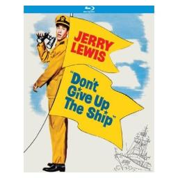Dont give up the ship (blu-ray/1959/ws 1.85/b&w) BRK21140