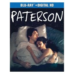 Paterson (blu ray w/digital hd) BR61186638