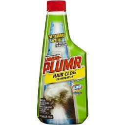 Liquid-Plumr Pro-Strength Hair Clog Remover