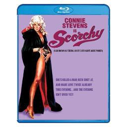 Scorchy (blu ray) (ws/1.85:1) BRSF17565