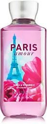 Bath & Body Works Paris Amour Shea Enriched Shower Gel 10 oz