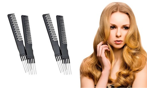 Premium New Volumizing Comb Set (4-Piece)
