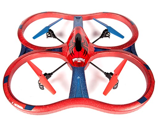 Marvel Licensed Spider-Man Super Drone 2.4GHz 4.5CH RC Drone 517D72F728DE10DB