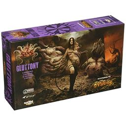 Cool Mini or Not The Others Gluttony Box Board Game