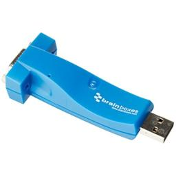 USB to Serial Adapter - Type A USB to DB-9 Male
