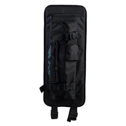 Flybar Extreme Pogo Stick Back Pack Carrier- Bring Your Pogo Stick with You Anywhere - Comfortable Shoulder Straps - Black