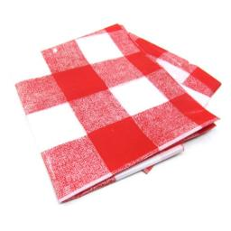 "B59A2 Picnic Table Cloth, 63"" x 63'"