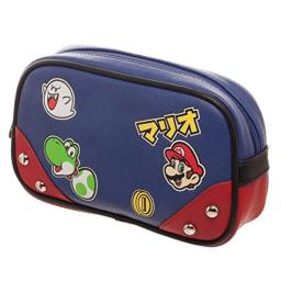 Official Licensed Nintendo Super Mario Cosmetics Toiletry Make-Up Bag