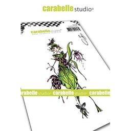 CARABELLE STUDIO SA60468 Cling Stamp Fairy