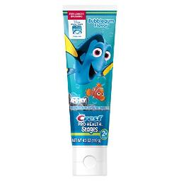Crest Pro-Health Stages Finding Dory Toothpaste for Kids for children and toddlers age 2+, 4.2 Ounce