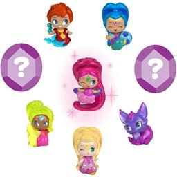 Fisher-Price Nickelodeon Shimmer & Shine, Teenie Genies Multi-Pack, Season 3 #15