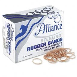 ALL24145 - Sterling Ergonomically Correct Rubber Bands by Alliance