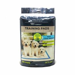 Humane Society Polymer Disposable Pet Waste Pads 30 pk - Case Of: 1; Each Pack Qty: 30; Total Items Qty: 30