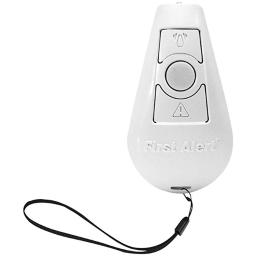 First Alert PA100 Personal Security Alarm with Flashlight