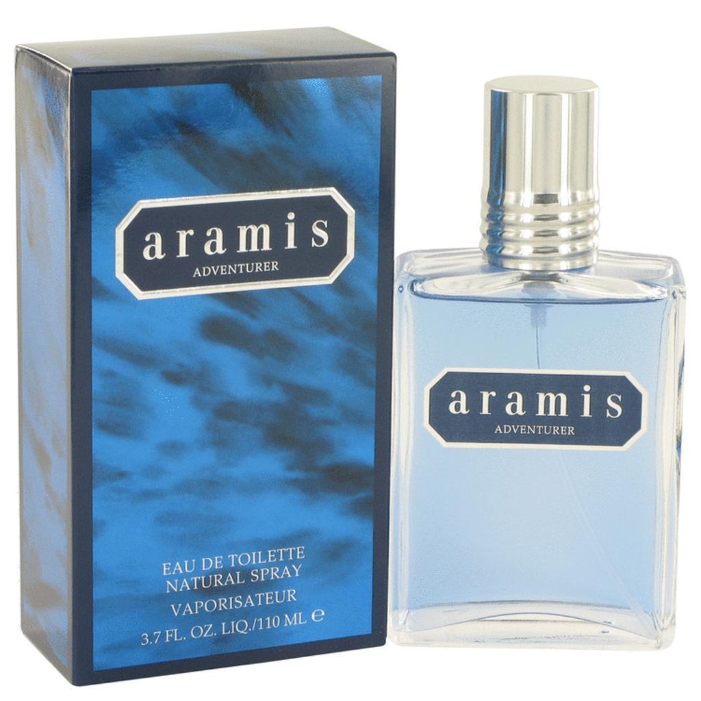 3 Pack Aramis Adventurer by Aramis Eau De Toilette Spray 3.7 oz for Men