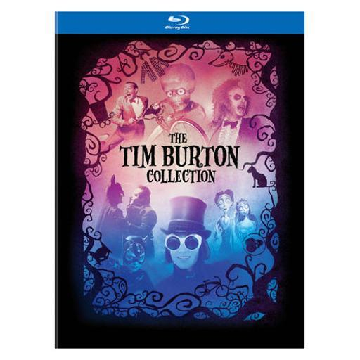 Tim burton collection (blu-ray/7 disc) ONODEIZAWZRRQEUW