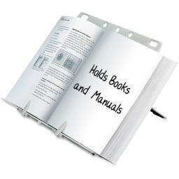 Fellowes, inc. 21100 booklift copyholder - platinum