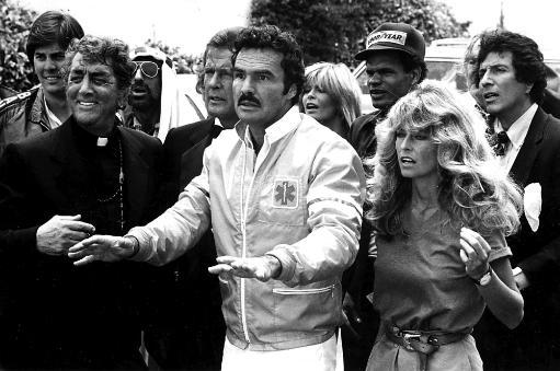 Film still from The Cannonball Run Photo Print GN9ZCYQXC5M702ZN