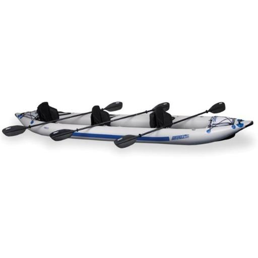 Sea Eagle Boats 465FTK-P 465FT FastTrack Kayak Pro Package