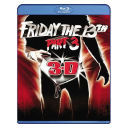 Friday the 13th part 3 (blu ray) (ws) BR59191245