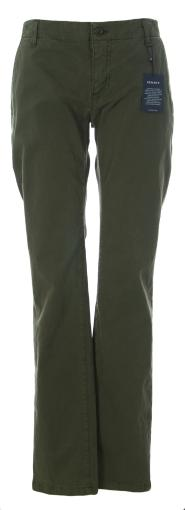 GANT Women's Old Dyed Chino Pants Hunter Green