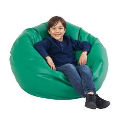 Early Childhood Resources ELR-12835-GN 35 in. Classic Junior Bean Bag, Green