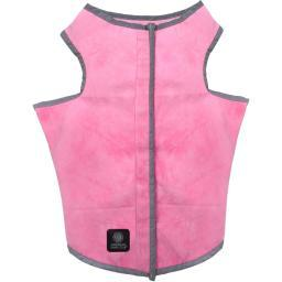 "Akc Cooling Vest Small 9""-11""-pink"